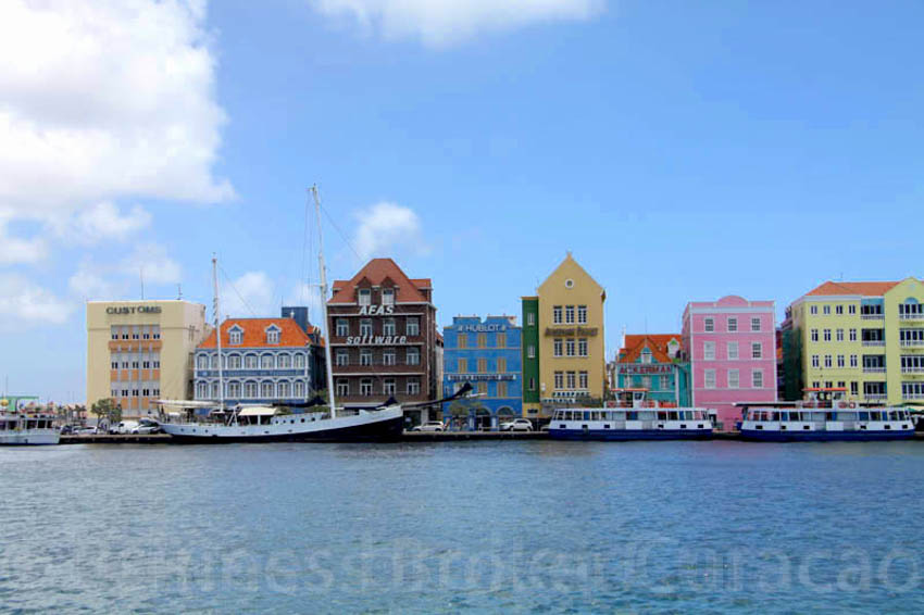 Unique office location at most photographed spot of Curacao
