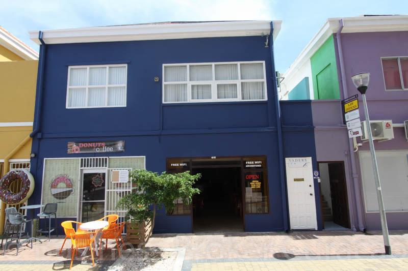 Restaurant for rent in Punda!