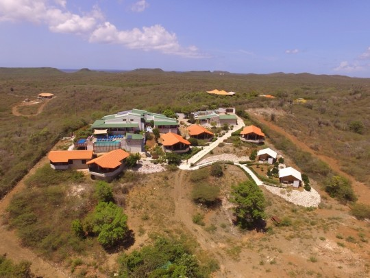 Beautiful resort in San Sabastiaan on Curacao for sale